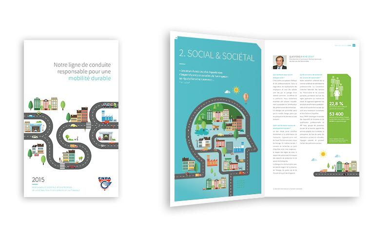 CNPA Rapport Responsabilité Sociétale de l'Entreprise