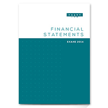 Exane – États Financiers