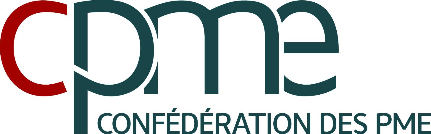 Le nouveau logotype de la CPME