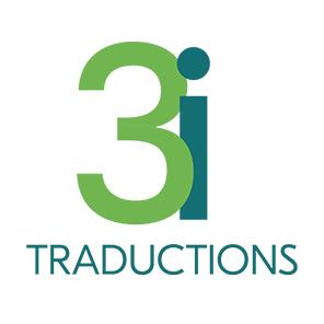 3i Traductions – Logo
