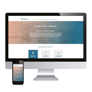 ALDERAN – Site internet