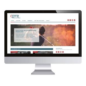 CPME 75 – Site internet