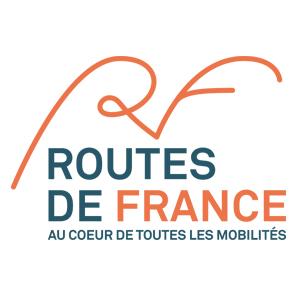 ROUTES DE FRANCE – Logotype