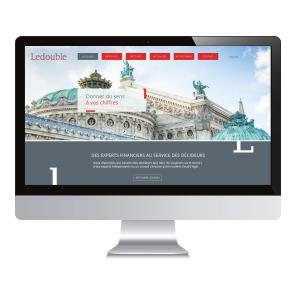 Le Double – Site Internet