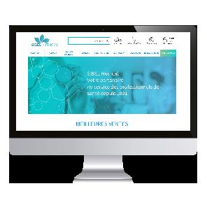 Sibel Médical – Site internet